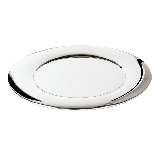 Sphera 18/10 Stainless Steel Show plate, 12 1/2 inch