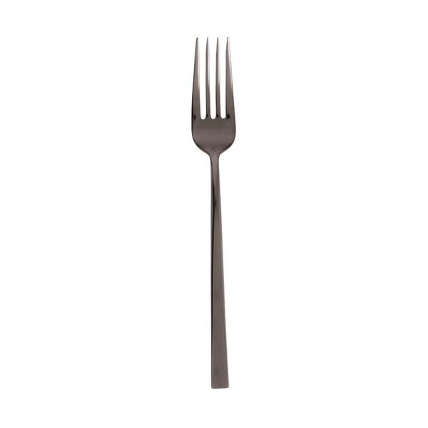 Sambonet Linea Q Black Dessert Fork