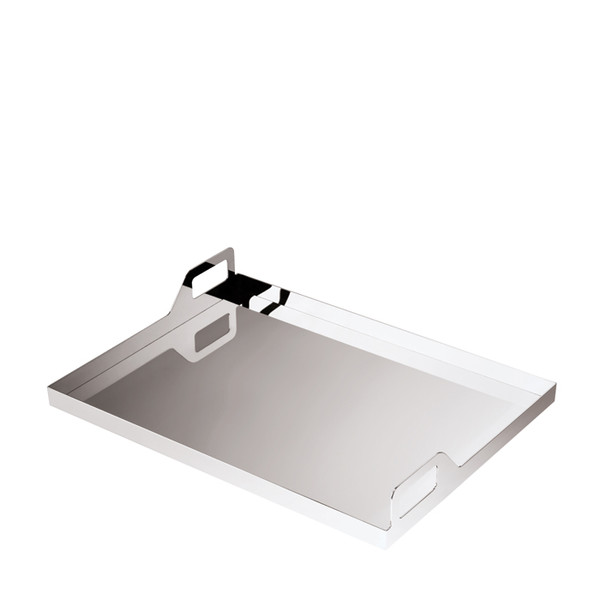 write a review for Sambonet Gio Ponti Tray oblong with handles, 17 3/4 x 13 3/4 inch