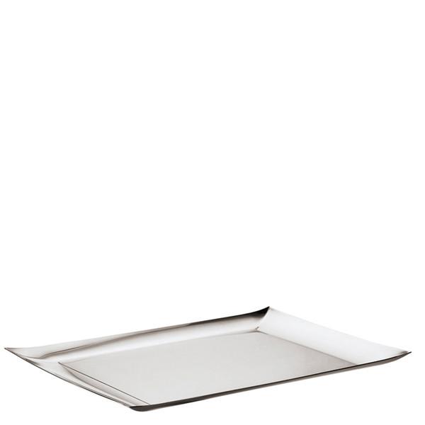 Sambonet Linea Q Rectangular tray, 20 1/3 x 13 inch