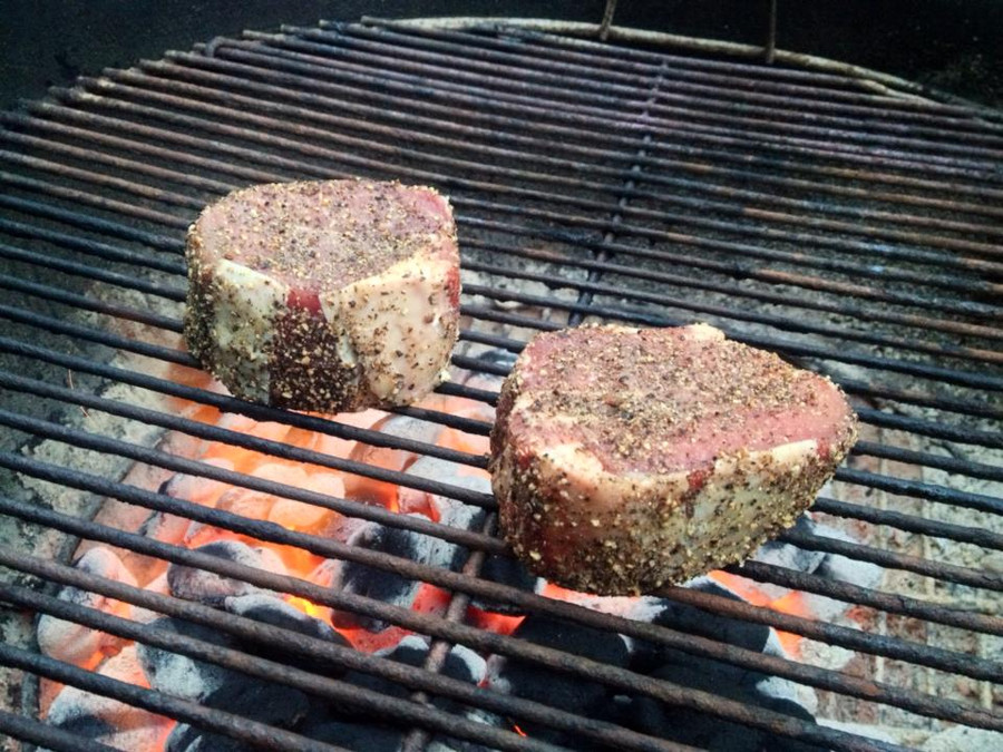 Deposit on quarter grass - fed beef - premium finish, fall delivery