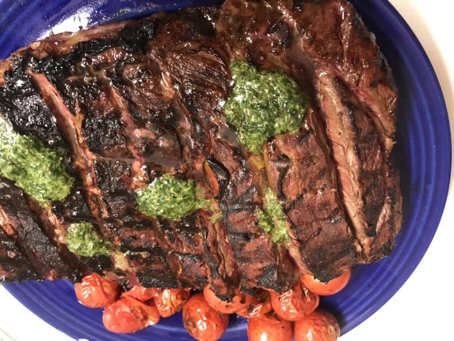 Deposit on quarter grass - fed beef - leaner finish, fall delivery