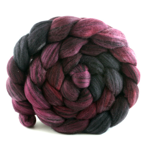 Salt and Pepper Merino Silk - Aether