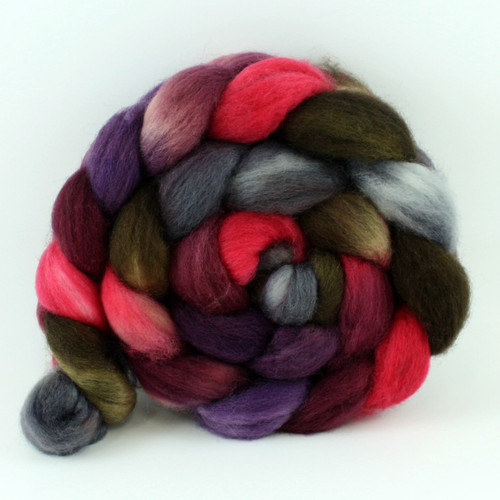Superwash BFL - Tastes Like Ethyl Formate