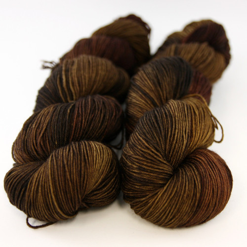 Black Walnut Beefcake Sock