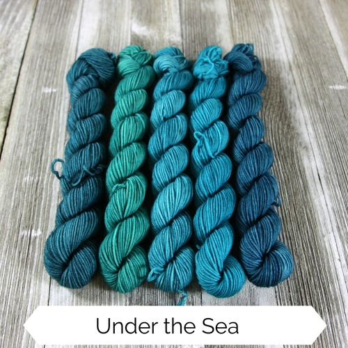 Color Shift Pack - Under the Sea