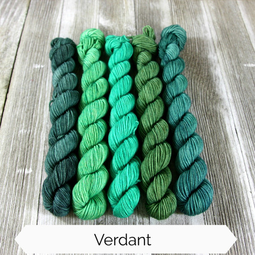 Color Shift Pack - Verdant