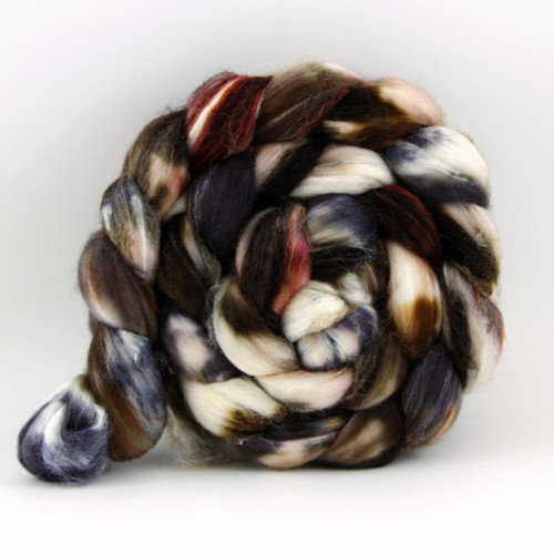 Superwash Merino Silk - Coffeehouse