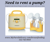 Medela Symphony Hospital Grade Breast Pump Rental (Pick-Up Only)
