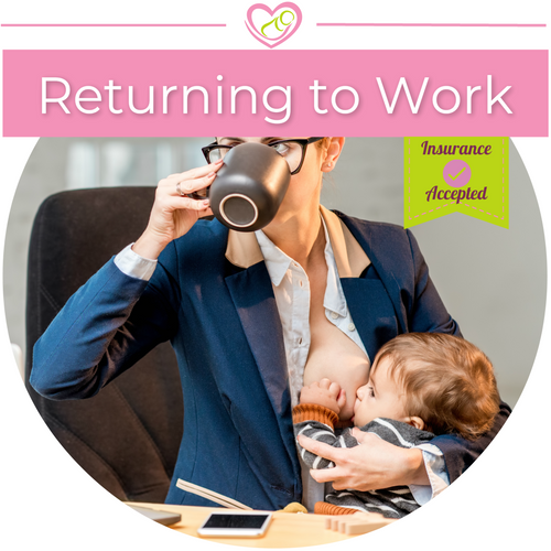 Breastfeeding and Returning to Work Class at MyPureDelivery.com/Austin