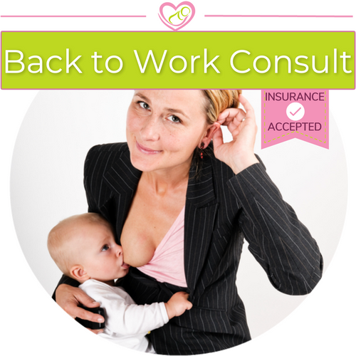 Breastfeeding & Returning to Work