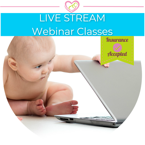 Live Stream Webinar Parenting Classes