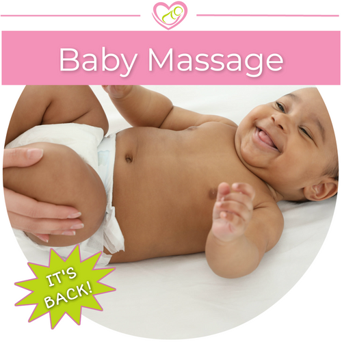 Infant & Baby Massage Techniques