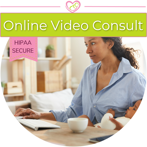 Video Lactation Consultations
