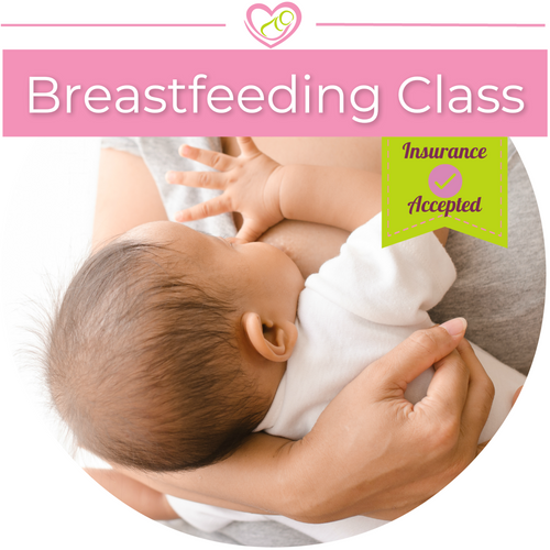 Breastfeeding Basics Class at MyPureDelivery.com/class