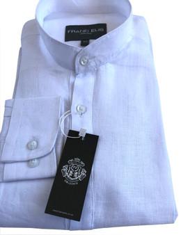 MEN Shirt -Men -Slim fit-Linen