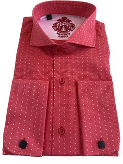 100% cotton - cataway shirt - Double Cuff