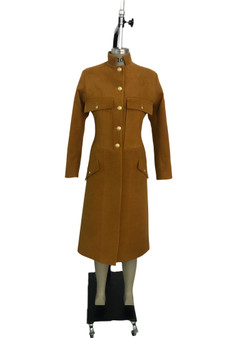 Melton Coat - fully line and Tailor