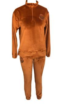 Women Track suit - Glazed ginger