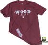 PC - Rep Ur Hood NorthWOOD Heather Cardinal Premium Crew
