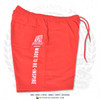 "Hispaniola Port & Trade Company | ""Haitian By Nature"" Red White Premium Unisex Cotton Fleece Shorts"