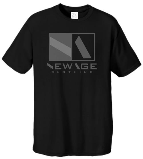 New Age Clothing    Premier  Black Cool Greys Tees