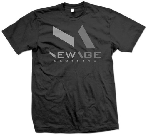 New Age Clothing |  Unbox'd Premier Heather  Black Cool Greys Softstyle Tees