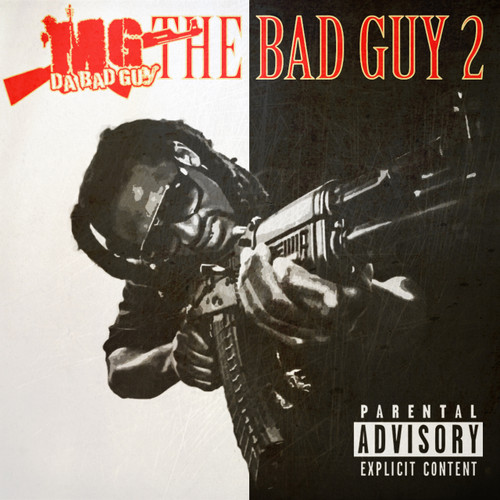 MG Da BadGuy - The Bad Guy 2 (Front Cover)