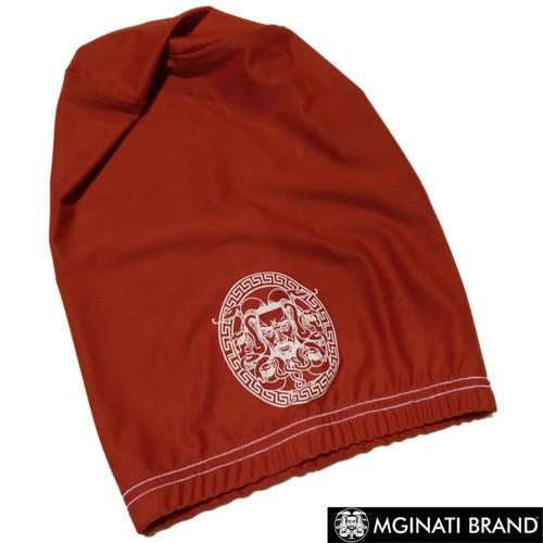 Mginati Brand | Dryfit Dreadcaps Red&White