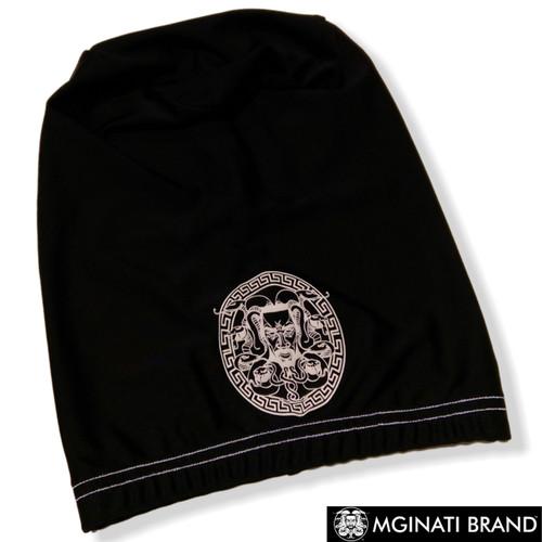 Mginati Brand | Dryfit Dreadcaps Black&White