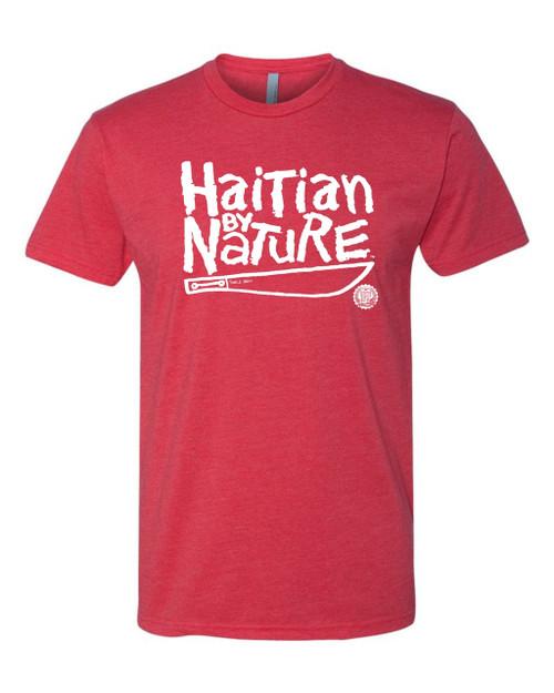 Hispaniola Port & Trade Company HBN Since 1804 Crew Heather Red White