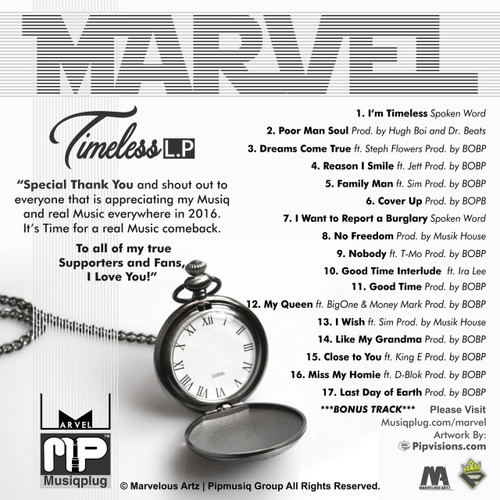 Marvel - Timeless L.P