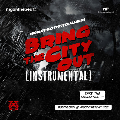 MG Da BadGuy - Bring The City Out Cover Art