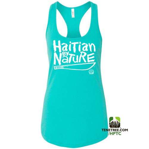 Hispaniola Port & Trade Company HBN Ladies Tank Cancun White