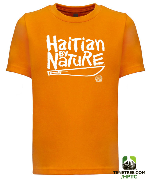 Hispaniola Port & Trade Company HBN Since 1804 Crew Orange Youth