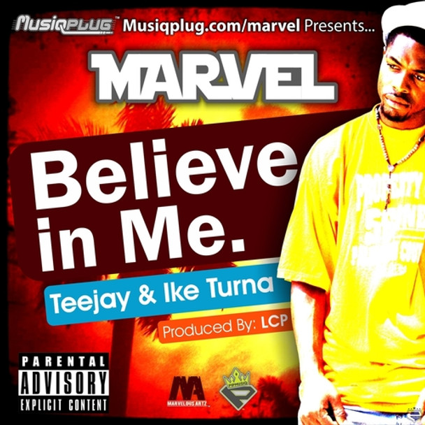 Marvel Ashes Believe in Me [Single]