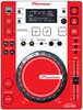 Pioneer CDJ-350 - Red