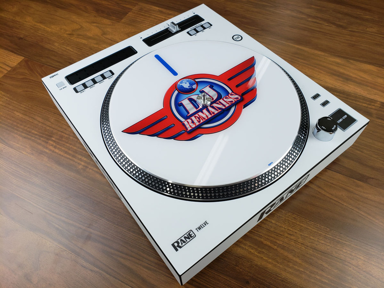 "Control Disc System (SINGLE) for Rane Twelve MK1 & MK2- CUSTOM 12"""