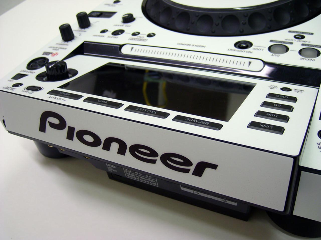 Pioneer CDJ-2000 Skinz (PAIR) - COLORS
