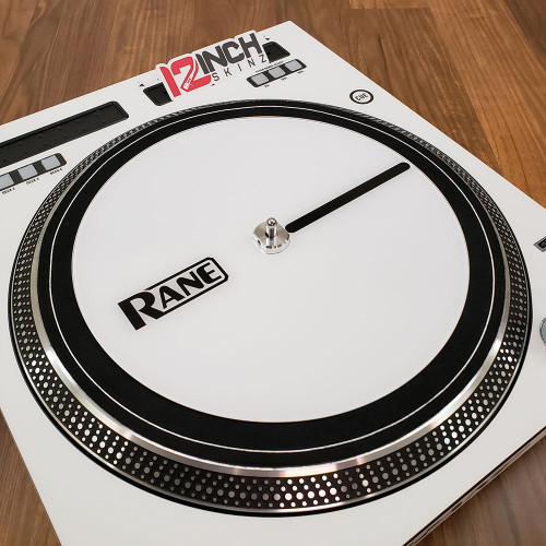 "Control Disc System (SINGLE) for Rane Twelve - CUSTOM 10"""
