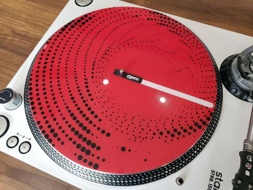"""Phase Control Disc w/ Tab (SINGLE) - CUSTOM 12"""""""