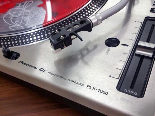 Pioneer PLX-1000 Stainless Steel Plates (SINGLE)