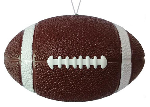 "4.75""L Painted Football W/Hanger"