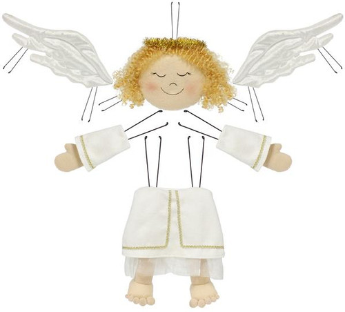 Angel Wreath Decor Kit