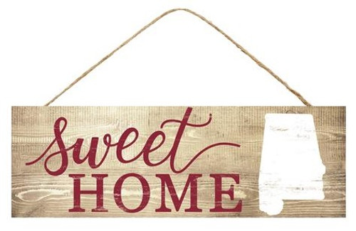 "15"" Sweet Home Alabama Sign"