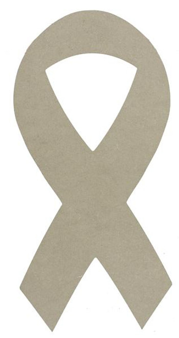 """16"""" Wooden Support Ribbon, Unfinished"""