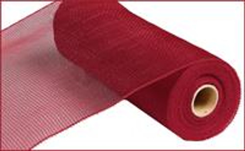 "Burgundy - 10"" x 10Yd (RE130205)"