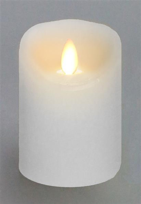 "4"" x 3"" Flameless LED Candle"