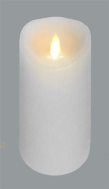 "8"" x 4"" Flameless LED Candle"