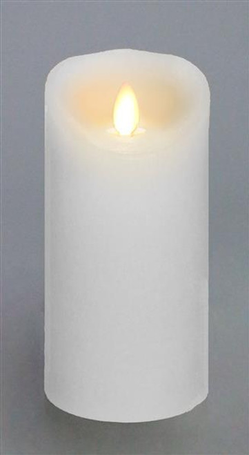 "6"" x 3"" Flameless LED Candle"